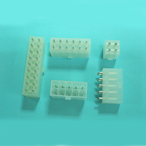 "0.165""(4.20mm) Pitch Power Dual Row Connectors - Wafer Connector"