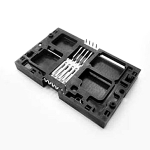 SMART CARD 8P PROFILE 6.8MM LANDING DIP