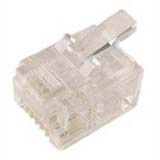 GS-0181 - Connector, 10 Pack, RJ11, 6P4C Modular - Gean Sen Enterprise Co., Ltd.