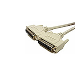 Cable, IEEE 1284, DB25 M/M