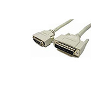 Cable, IEEE 1284, DB25M/HDCent36M, (New Style HP)