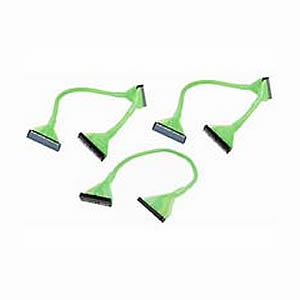 Rounded Cable kit, Glowing, (1) 18