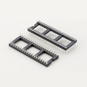 254N-xxP-x - IC Socket Screw Machine Pin - Jaws Co., Ltd.
