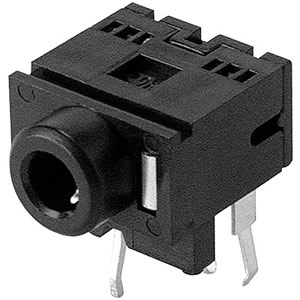 HTJ-035-09 - 3.5mm MINIATURE JACK - Kunming Electronics Co., Ltd.