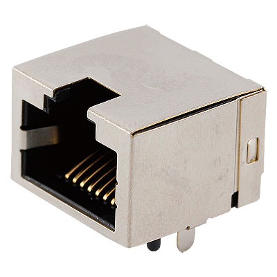 KMRJ001BF08S1BY - RJ45 Connector - Kunming Electronics Co., Ltd.