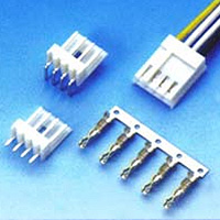 PNIE4 - Pitch 2.50mm Wire To Board Connectors Housing, Wafer, Terminal - Chang Enn Co., Ltd.