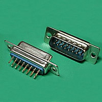 PND01 - D-SUB PCB Connector Straight - Chang Enn Co., Ltd.