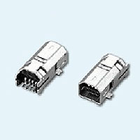 PND15M-4P-MS - Mini-U.S.B Connector  - Chang Enn Co., Ltd.