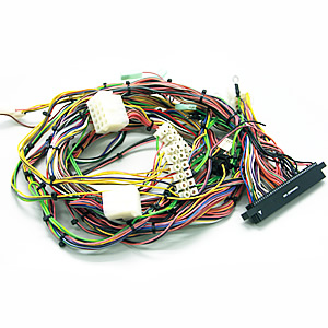 WH-017 (UK) - Wire harnesses