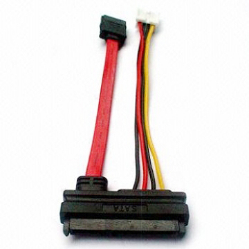 SATA Power Cable with Four-pin Pitch 2.0 Housing