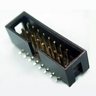 Dual Row 08 to 64 Contacts SMT Type