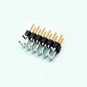 Dual  Row 04 to 80 Contacts Straight And Right Angle Type