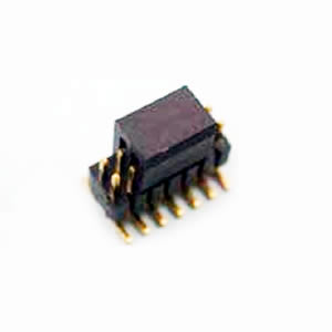 Dual Row 06 to 100 Contacts SMT Type