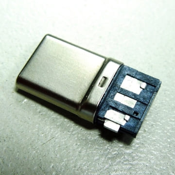 USB Type C Plug Connector ( Without Signal)