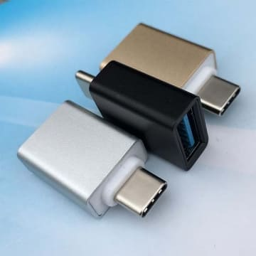 Type C Male to STD A Female OTG USB 3.0 Adapter