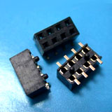 6802L SERIES CENTER DUAL ROW PCB CONNECTOR   - Vensik Electronics Co., Ltd.