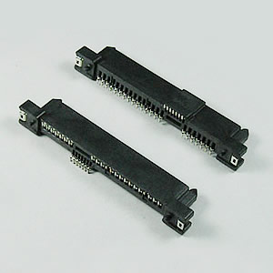 SAS7+15+7-FSMT - SAS 7+15+7P STANDARD SMT FEMALE - Vensik Electronics Co., Ltd.