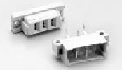 Vertical Female & Male R.A. Type H 3 Connectors