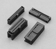 134,134-1  series - 1.27mm I.D.C SOCKET - Weitronic Enterprise Co., Ltd.