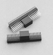 601 series - Pin Header Strip 1.27mm pitch SMT type - Weitronic Enterprise Co., Ltd.