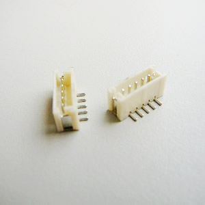 1.5 mm Straight Angel SMT Header